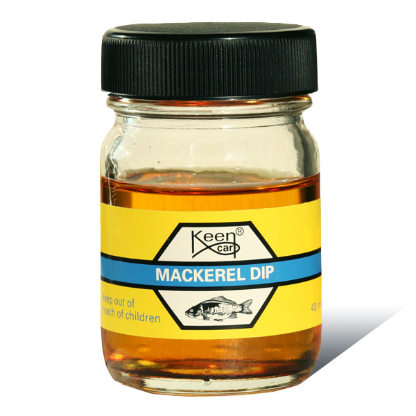 Mackerel Oil Dip - Mackerel Oil Dip