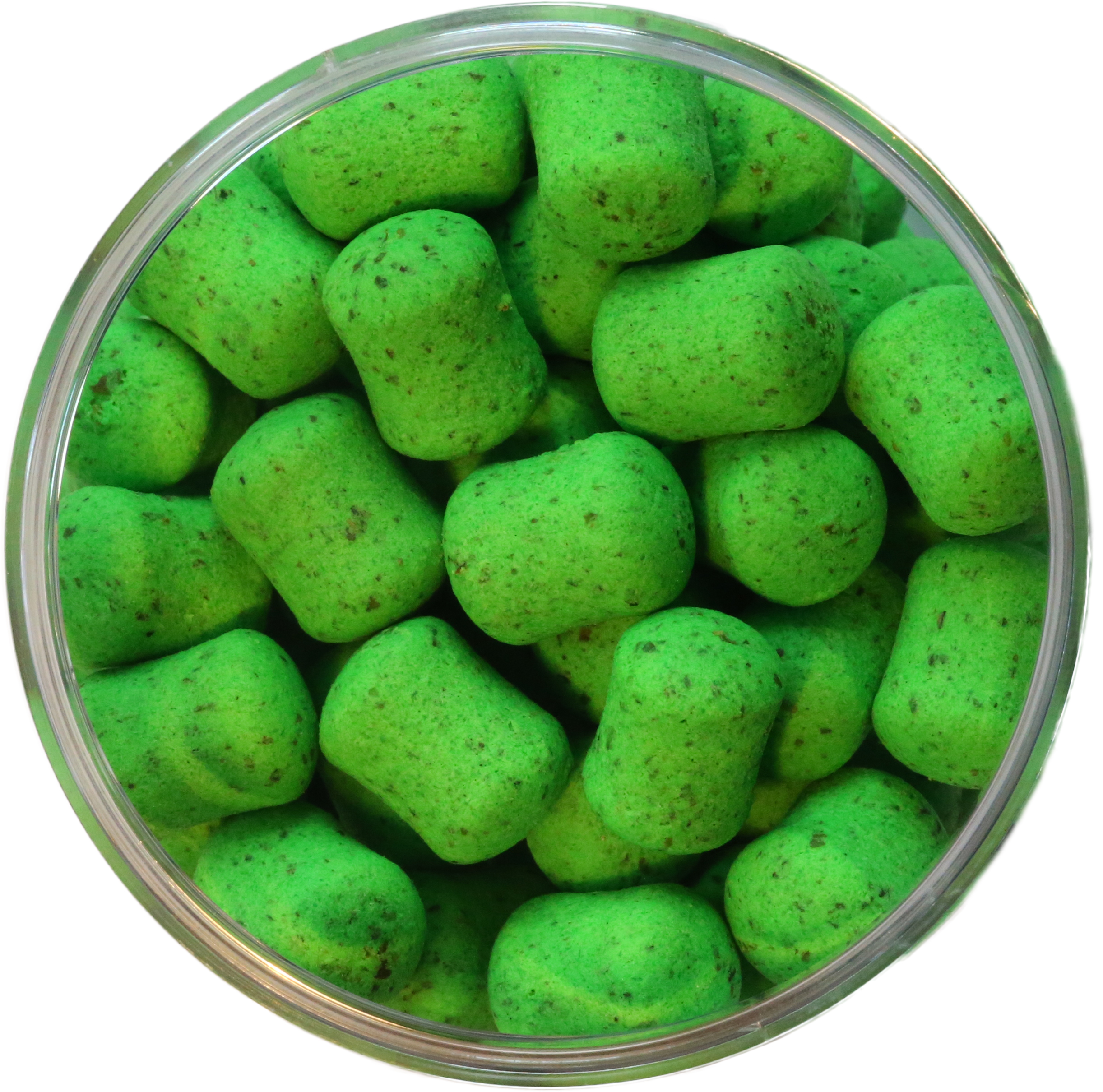 Pop Up Dumbell +  Appetite Stimulator Sweet - Grün - Pop Up dumbell + Appetite Stimulator Sweet - Green