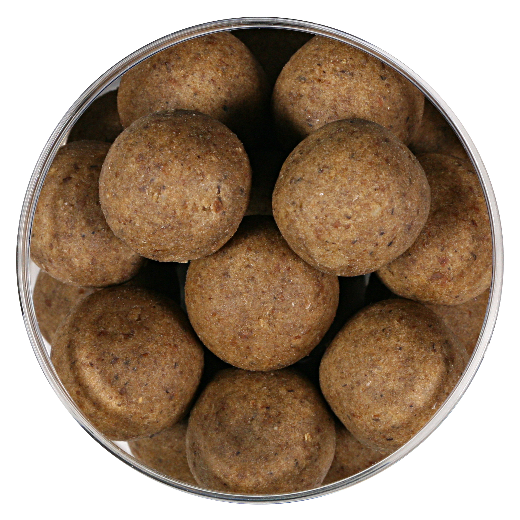 Hot Fish & Gammarus Mix Balanced Hookbaits - Neutral