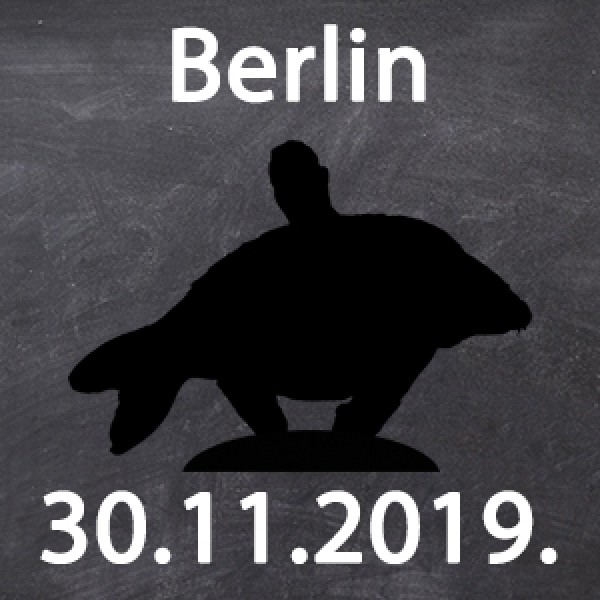 Workshop - Berlin - 30.11.2019. von 9:00 - Workshop - Berlin - 30.11.2019. von 9:00