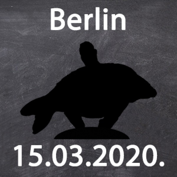Workshop - Berlin - 15.03.2020. von 9:00 - Workshop - Berlin - 15.03.2020. von 9:00