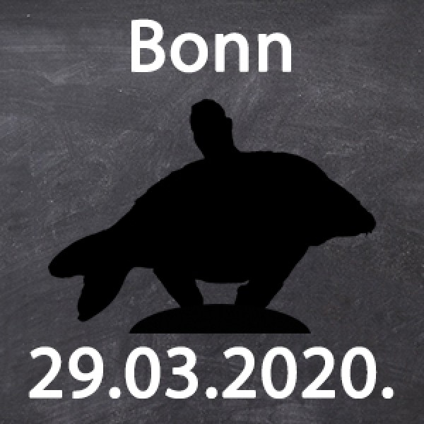 Workshop - Bonn - 29.03.2020. von 9:00 - Workshop - Bonn - 29.03.2020. von 9:00