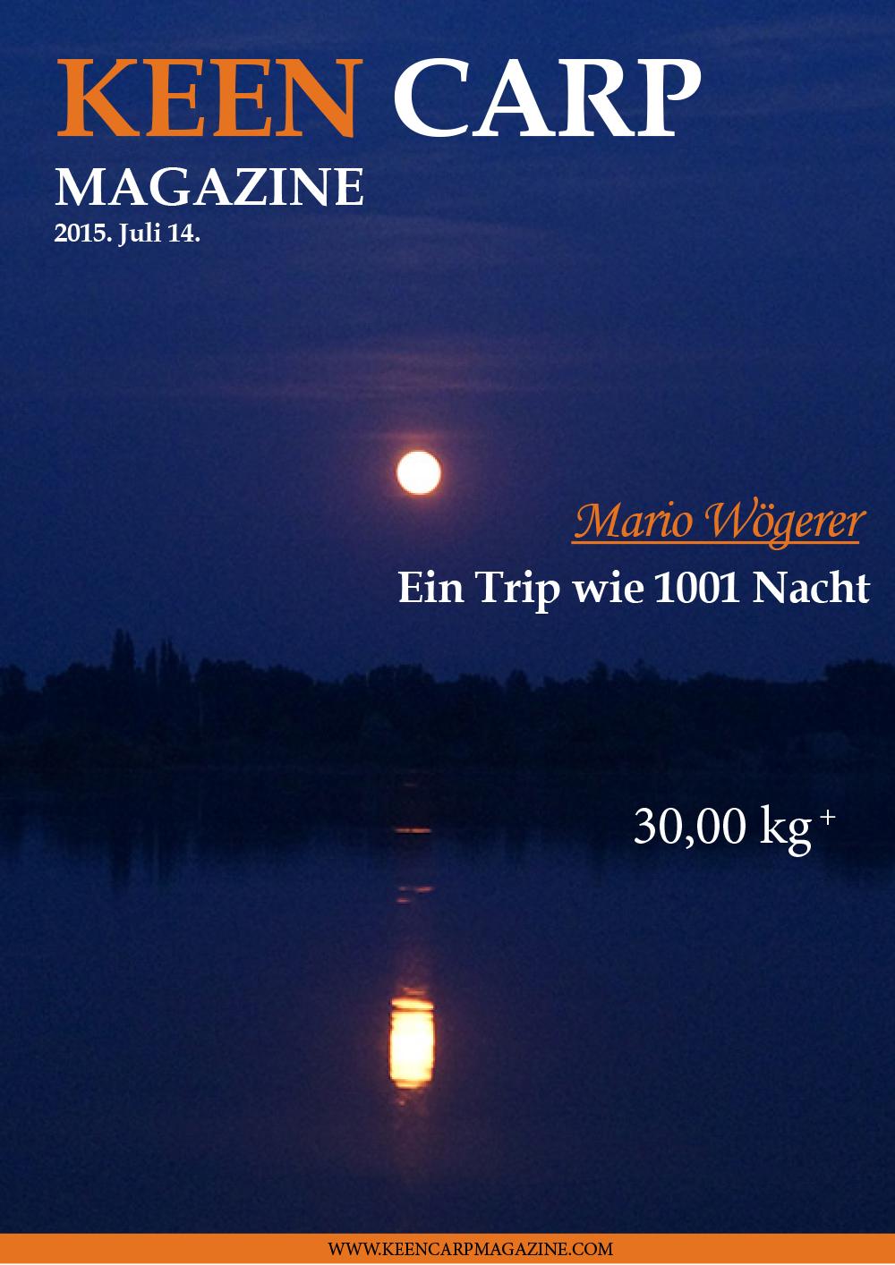 Ein Trip wie 1001 Nacht