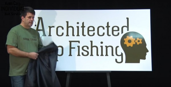Architected Carp Fishing auf der Carp Zwolle 2019