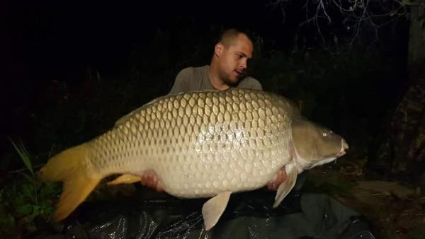 Első horgászat Keen Carp bojlival