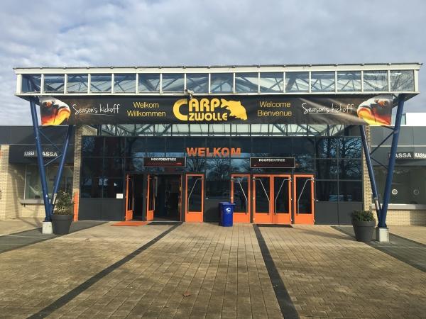 Holnap kezdődik a Carp Zwolle