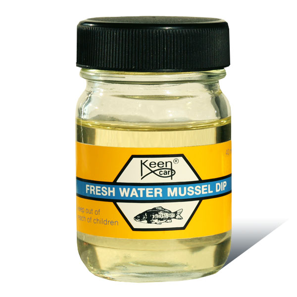 Fresh Water Mussel Oil Dip - Fresh Water Mussel Oil Dip