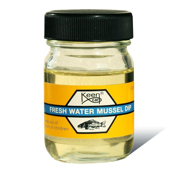 Ammollo oleoso alle cozze d'acqua dolce - Fresh Water Mussel Oil Dip