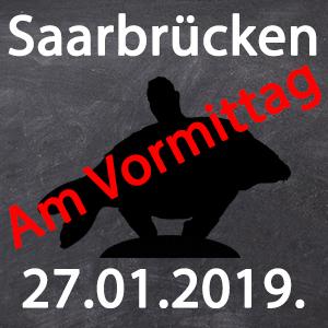 Workshop - Saarbrücken - 27.01.2019. von 9:00 - 13:00 - Workshop - Saarbrücken - 27.01.2019. von 9:00 - 13:00