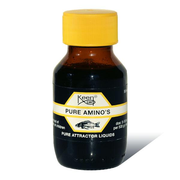 Aminosavas - Pure Amino's attractor